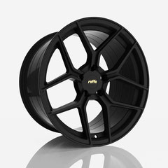 RAFFA WHEELS RS-01 BLACK