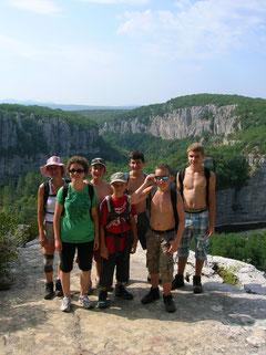 Séjour Ardèche - Août 2012