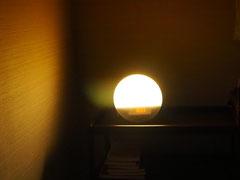 明るさ20(MAX)での写真