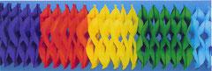 Festone multicolor e tinta unita