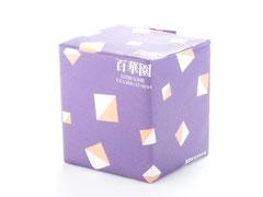 九谷焼酒井百華園包装紙