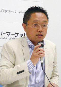 若井禎彦社長
