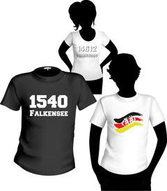 Falkensee Shirts