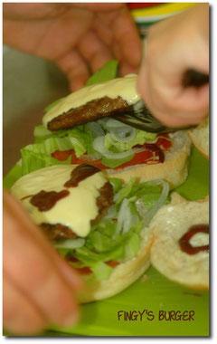 Fingy's Burger