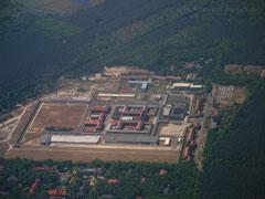 Luftbild aus heutiger Zeit - Aerial view from today