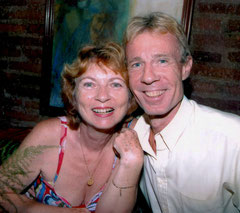 Jane und Douglas