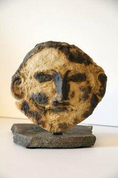 Masque de Mycènes, D.Petit