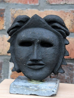Le masque noir.D.Petit