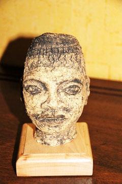 Femme africaine, D.Petit
