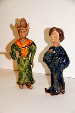 Couple Tang, D.Petit