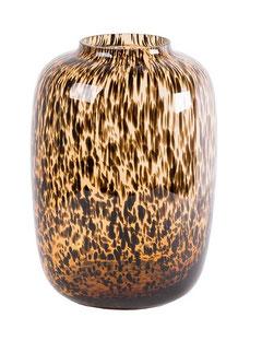 vase léopard, vase moucheté, vaas cheetah, leopaard vaas