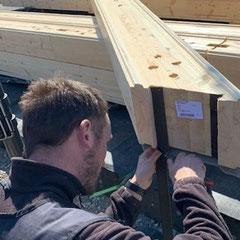 Holzhäuser in Blockbauweise mit Komplettmontage - Deutschland