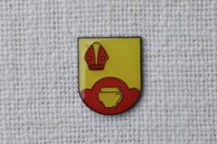 Anstecker Albersloher Wappen