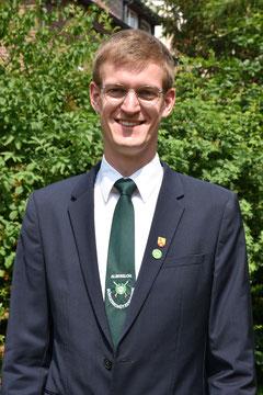Bernhard Nieße (1. Kassierer)