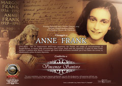 "Diploma "" Anne Frank "" per i Diritti Umani 2015"