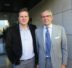 Peter Goossens「Hof van Cleve」 とChristophe Hardiquest「Bon Bon」