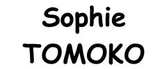 Singer Sophie TOMOKOのblog(画像をclick!)