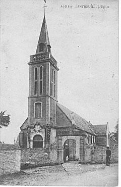 L'Eglise Saint-Sylvestre