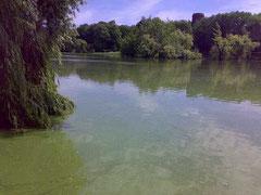 オーベル湖