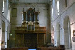 L'église Saint Louis La Chapelle des filles perdues