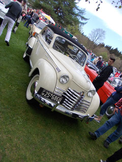 Opel Olympia Cabrio 1950