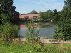 Titti-See unterhalb Rückhaltebecken Herzogenrath (Foto: Wolfgang Voigt)