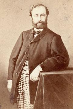 Comte Julien de Meeûs