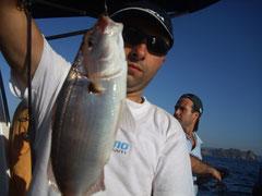 Pedro,tienda Capitán Nemo pesca deportiva
