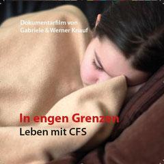 """Cover von """"In engen Grenzen - Leben mit CFS"""""""