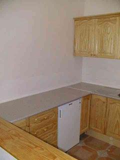 Küche im Neubau, Der fliegende Tischler, Teneriffa