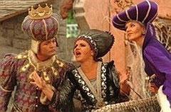 Foto von den Brüder-Grimm-Märchenfestspielen. FERIENSTRASSEN.INFO