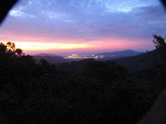 Ein letzter Blick auf Santa Marta