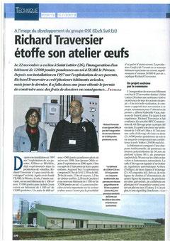 12000 pondeuses filières Avicoles Février 2013