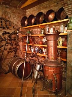 винные погреба в Барселоне, винные погреба в Испании, винные погреба в Каталонии