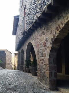 Санта Пау, Кастельфолит де ла Рока