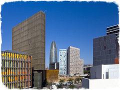 Современная архитектура Барселоны, новые здания Барселоны