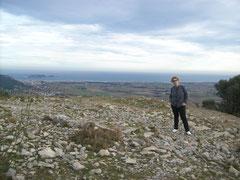 походы по Коста Брава, походы в южной Франции, походы по побережью, прогулки по побережью, электричка на Коста Брава