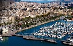 порт Барселоны, пешеходные экскурсии по Барселоне, русскоязычный гид в Барселоне, интересные экскурсии в Барселоне, достопримечательности Барселоны