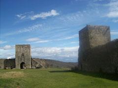 Замок трубадуров,  Средневековый замок на юге Франции