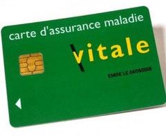 Carte Vitale Kiné Aix-les-Bains 19 Chemin de pierre morte 73100 Tresserve