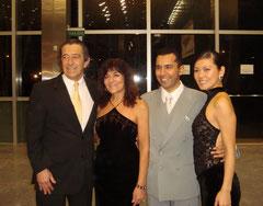 2º Y 1º Puesto-tango salon