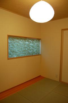 改装後 和室