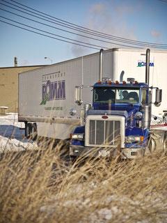 Camion Transport Romm