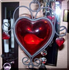 Herzens-Deko