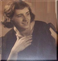 Meine Mama, ich hab sie überwiegend SINGEND in Erinnerung