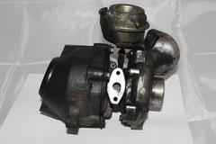 defekter Turbolader