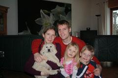 Familie Heydorn  mit Geen-Emmy