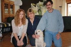 Familie Schlegelmilch-Schmidt mit Grady-Jerry Lee