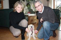 Familie Müller mit Glenn