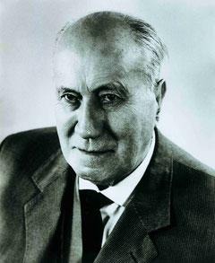 Der Verfasser des Festspiels Hermann Delp